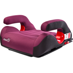 Fotelik Booster Caretero Puma Cherry