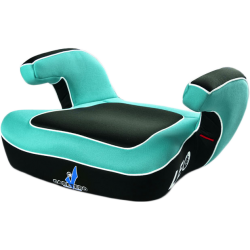 Fotelik Booster Caretero Leo Green