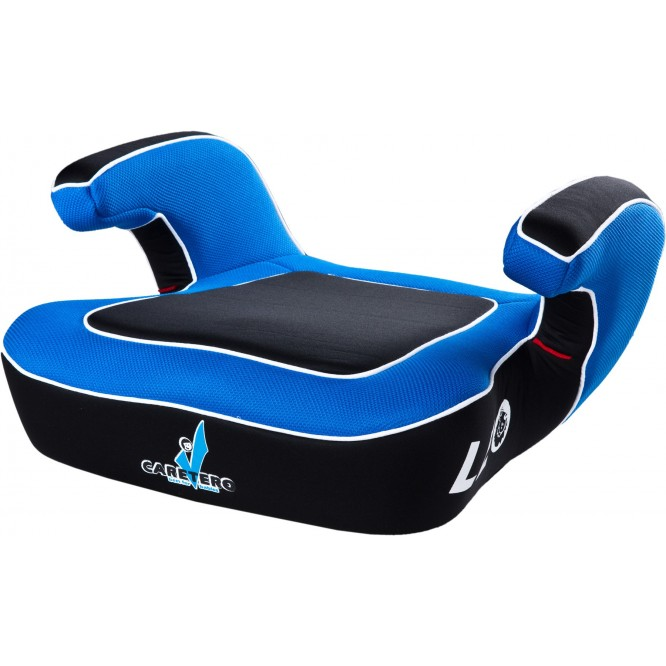Fotelik Booster Caretero Leo Blue