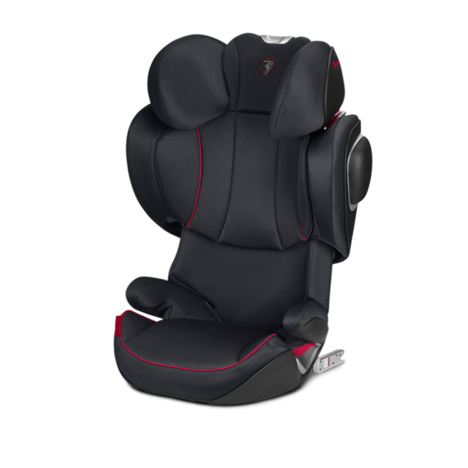 Fotelik Cybex Solution Z i-Size Victory Black