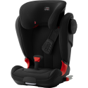 Romer Kidfix II XP SICT Black Series